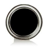 Cal Exotics Silicone Crystal Cote Butt Plug (Black)