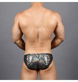 Andrew Christian Menswear Disco Bikini w/ Almost Naked