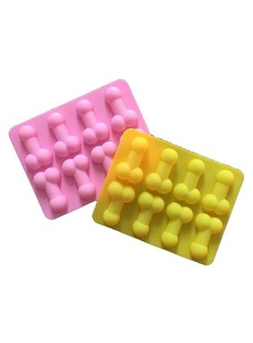 Premium Products Sexy Ice Cube Tray: Silicone Dicky