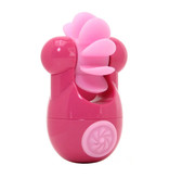 LoveHoney Sqweel Go Rechargeable Oral Sex Massager (Pink)