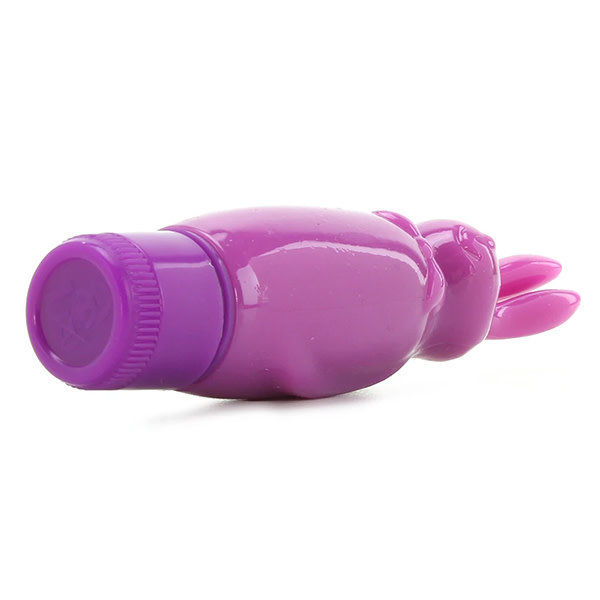 Pipedream Products Neon Lil' Rabbit Vibe (Purple)