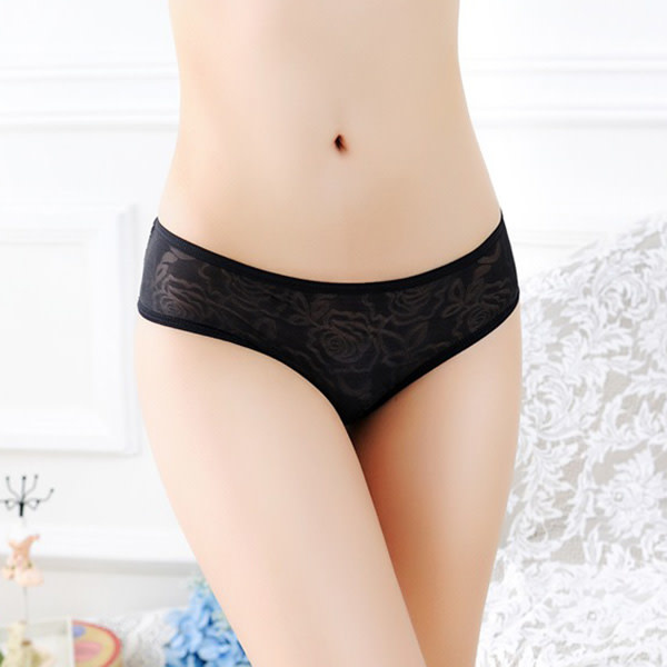 Premium Products Rosey Panty with Cut Outs (One Size)