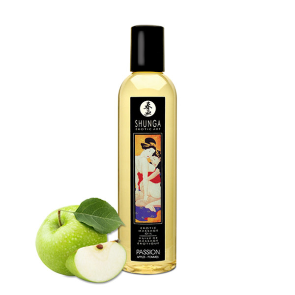 Shunga Shunga Massage Oil 8.4 oz (250 ml)