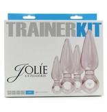 NS Novelties Jolie Anal Trainer Kit (Clear)