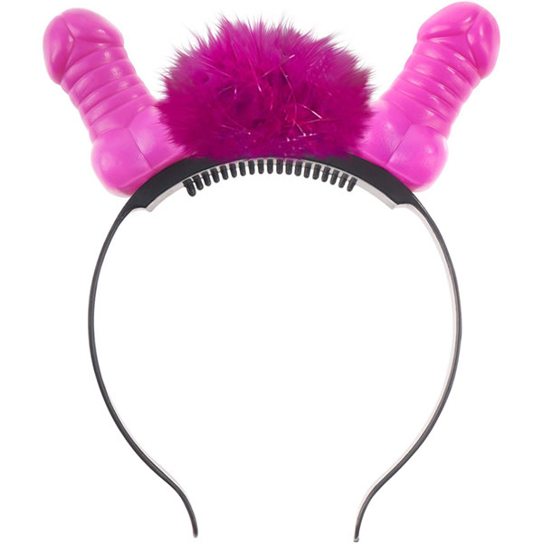 Pipedream Products Flashing Light-Up Pecker Headband