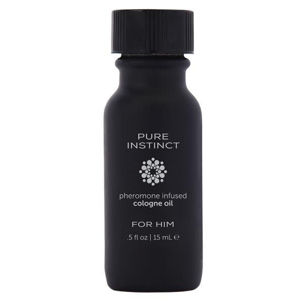 Classic Erotica Pure Instinct Pheromone Fragrance Oil For Him 0.5 oz (15 ml)