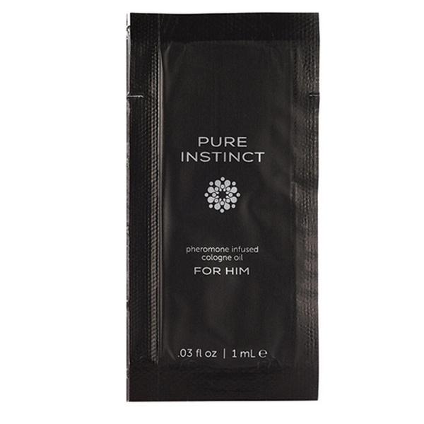 Classic Erotica Pure Instinct For Him Foil Pack (1 ml)