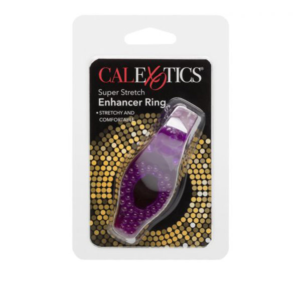 Cal Exotics Super Stretch Enhancer Ring (Purple)