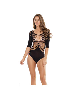 Coquette International Lingerie Strappy Teddy