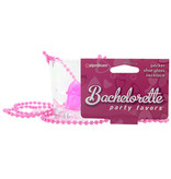 Pipedream Products Bachelorette Party Favors Pecker Shot Glass Necklace