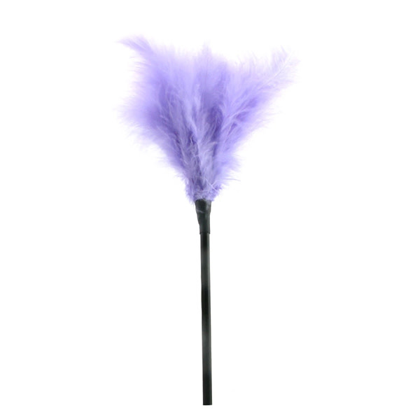 Cal Exotics Shades of Purple Feather Tickler