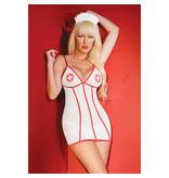 Coquette International Lingerie Coquette Kissable Nurse Costume (One Size)