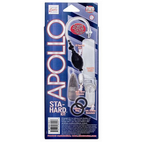 Cal Exotics Apollo Sta-Hard Pump Kit
