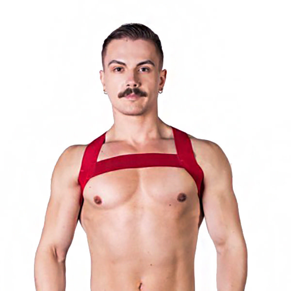 Prowler Prowler RED Sports Harness (One Size)
