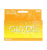 Glyde Condoms Glyde Vegan Latex Condoms Maxi 12 Pack
