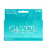 Glyde Condoms Glyde Vegan Latex Condoms Ultra 12 Pack