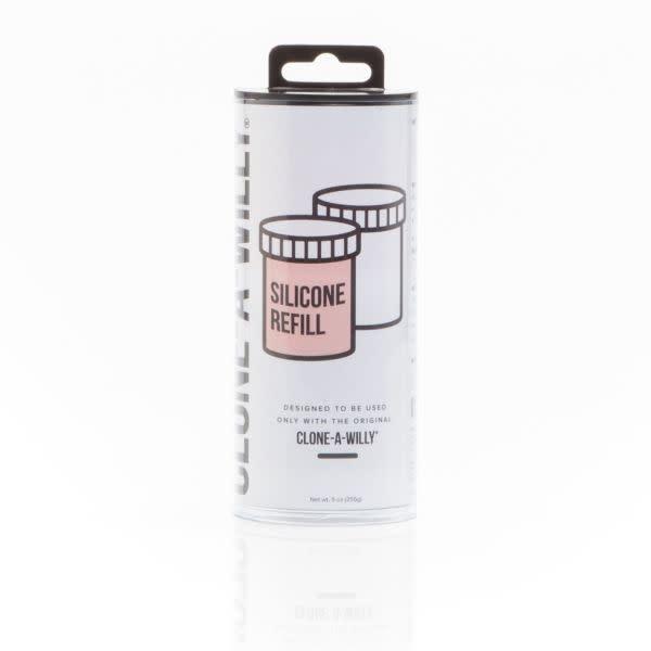 Empire Labs Clone-A-Willy Liquid Silicone Refill (Light Tone)