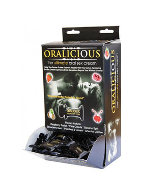 Hott Products Oralicious Pillow Packs
