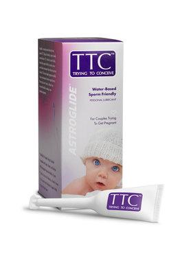 Astroglide Lubricants Astroglide TTC Sperm-Friendly Personal Lubricant 1.4 oz
