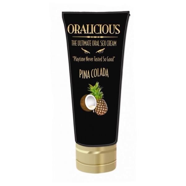 Hott Products Oralicious Oral Sex Cream 2 oz