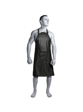 Doc Johnson Toys Kink Wet Works Master Apron with Zippered Flap