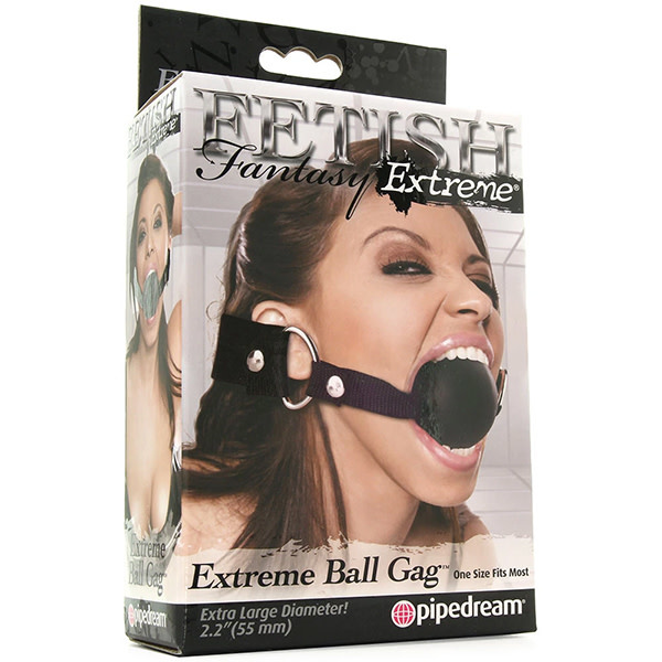 Pipedream Products Fetish Fantasy Extreme Ball Gag