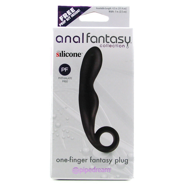 Pipedream Products Anal Fantasy One-Finger Fantasy Plug