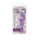 Cal Exotics Butterfly Kiss Vibe - Platinum Edition