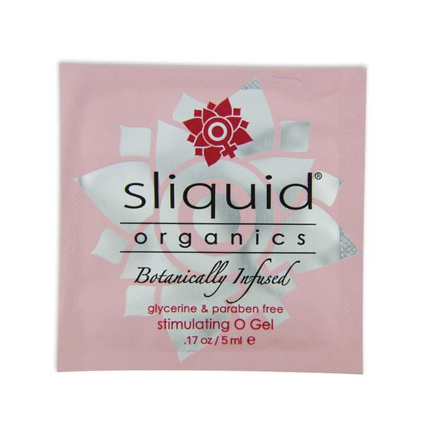 Sliquid Lubricants Sliquid Organics Stimulating O Gel