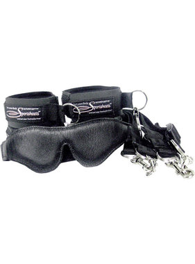 Sportsheets Sportsheets 7 Piece Fantasy Restraints Set