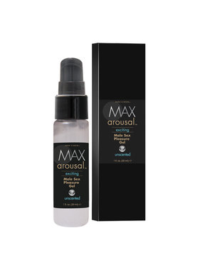 Classic Erotica MAX Arousal Male Pleasure Gel 1 oz
