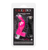 Cal Exotics Intimate Play Rechargeable Finger Bunny
