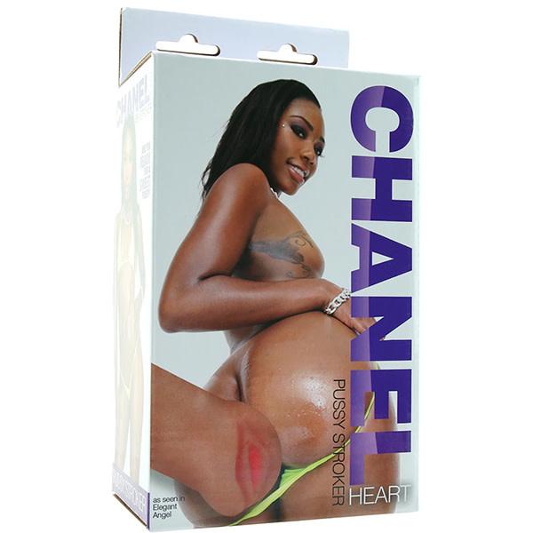 Pornstar Signature Series Chanel Heart Pussy Stroker