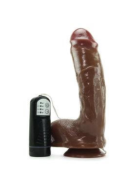 Topco Sales Adam's 7X Vibrating Cock