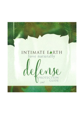 Intimate Earth Body Products Intimate Earth Defense Protection Glide Foil Pack