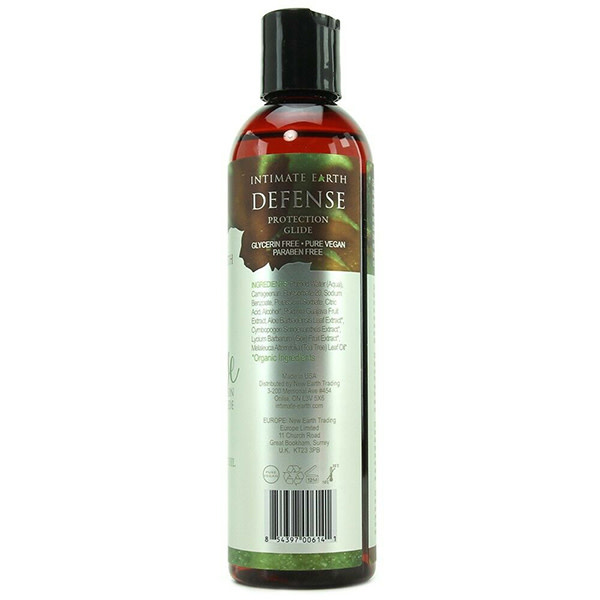 Intimate Earth Body Products Intimate Earth Defense Protection Glide 8 oz (240 ml)