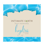 Intimate Earth Body Products Hydra Water-Based Lubricant  0.1 oz (3 ml) Foil Pack