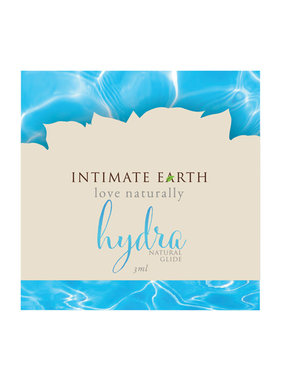 Intimate Earth Body Products Hydra Water-Based Lubricant Foil Pack