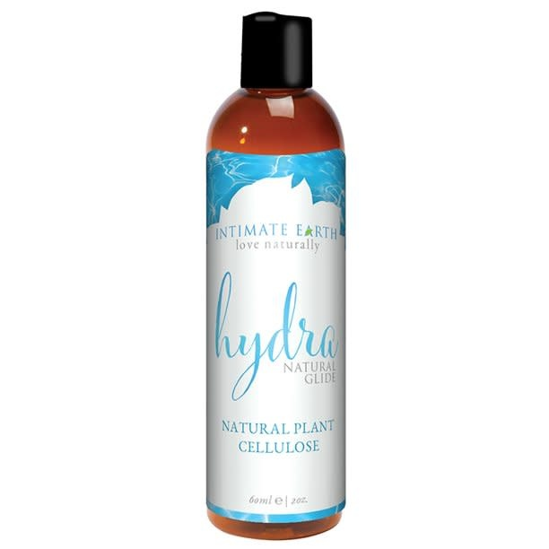Intimate Earth Body Products Hydra Water-Based Lubricant  2 oz (60 ml)