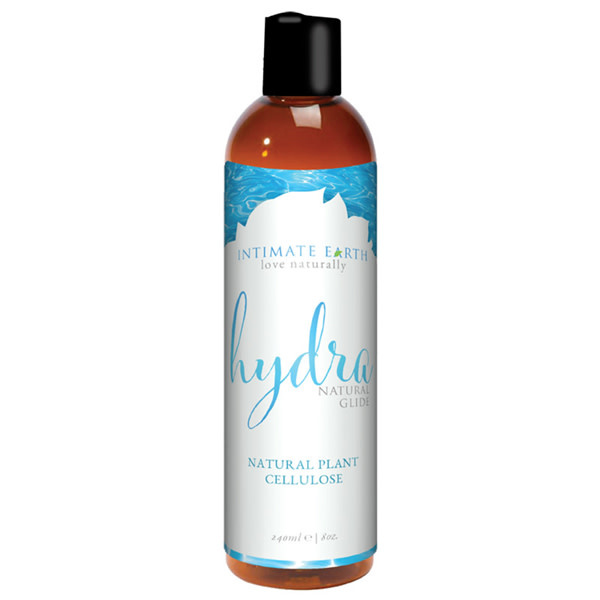 Intimate Earth Body Products Hydra Water-Based Lubricant  8 oz (240 ml)