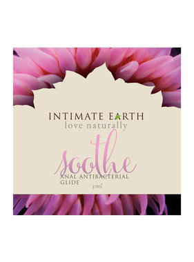 Intimate Earth Body Products Intimate Earth Soothe Antibacterial Anal Lubricant Foil Pack