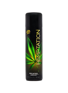Wet Lubricants Wet Hemptation Lubricant 3 oz