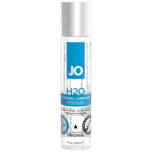 System JO Jo H2O Original Lubricant 1 oz (30 ml)