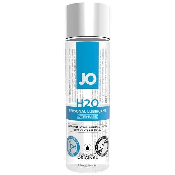 System JO Jo H2O Original Lubricant 8 oz (240 ml)