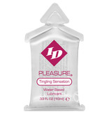 ID Lubricants ID Pleasure Tingling Lubricant  0.33 oz (10 ml) Pillow Pack