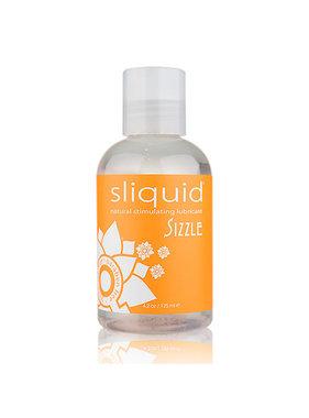 Sliquid Lubricants Sliquid Sizzle Lubricant 4.2 oz