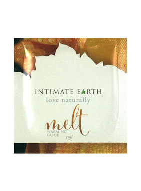 Intimate Earth Body Products Intimate Earth Melt Warming Lubricant Foil Pack