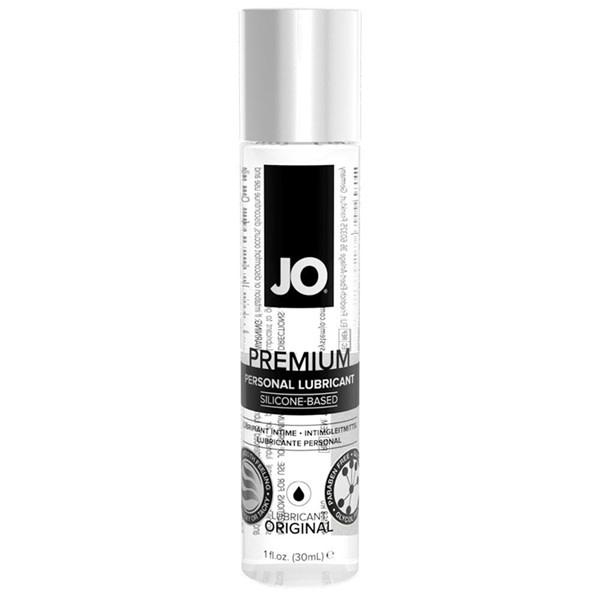 System JO Jo Premium Silicone Lubricant  1 oz (30 ml)