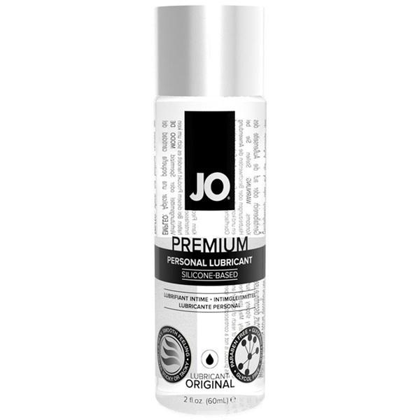 System JO Jo Premium Silicone Lubricant  2 oz (60 ml)
