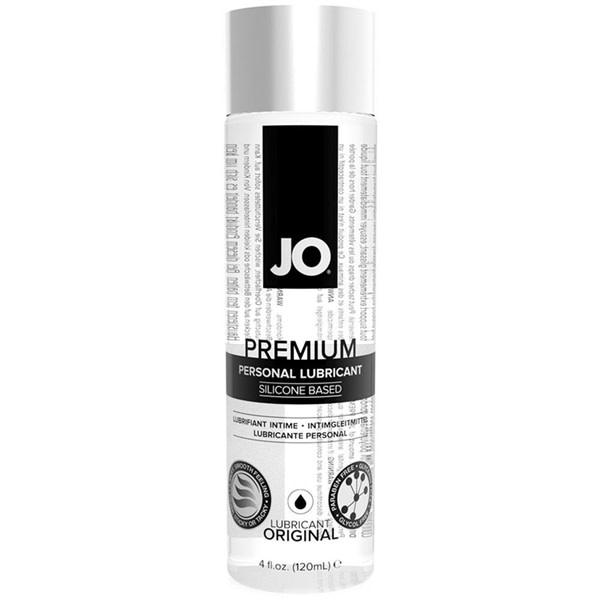 System JO Jo Premium Silicone Lubricant  4 oz (120 ml)